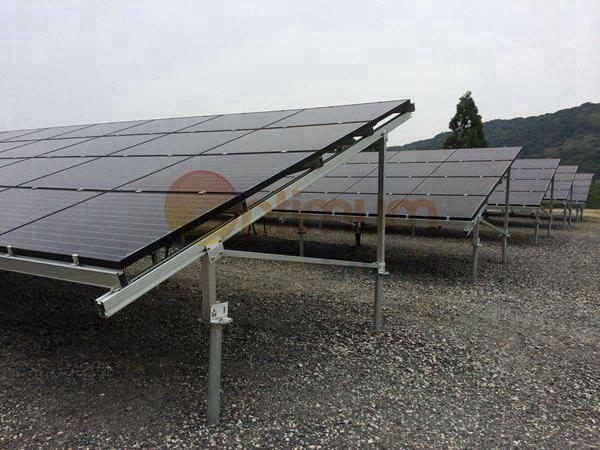 Solar Mounting System 1
